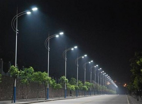Soluzioni di illuminazione stradale shenzhen led verde for Illuminazione stradale led