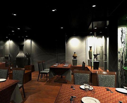 Illuminazione ristoranti illuminazione ristoranti for Polverini arredamenti
