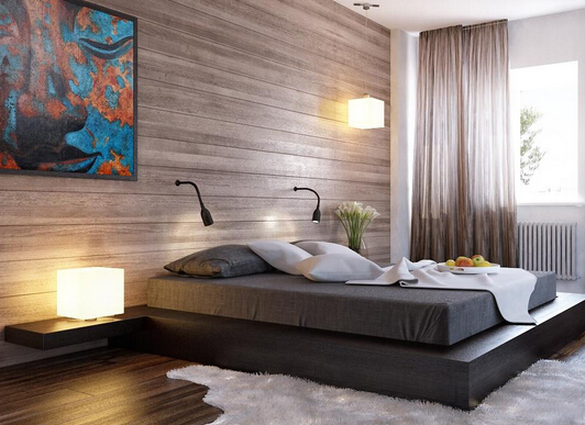 led idee illuminazione camera da letto eneltec group. Black Bedroom Furniture Sets. Home Design Ideas