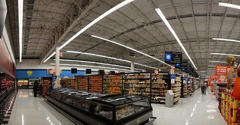 Wal mart utilizzerà illuminazione a led nei negozi di tutto il